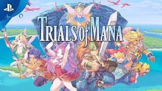 Download Trials of Mana - E3 2019 Teaser Trailer | PS4 Video