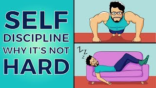 Download This is Why Self-Discipline is Easy (Animated Story) Video