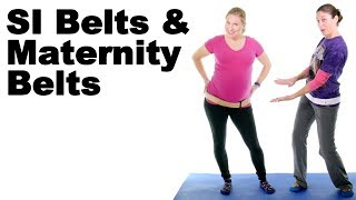 Download How to Use an SI Belt or Maternity Belt - Ask Doctor Jo Video