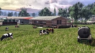 Download [PREVIEW] Farming Simulator 15 - Le Grand Jura - Bud Modding Video