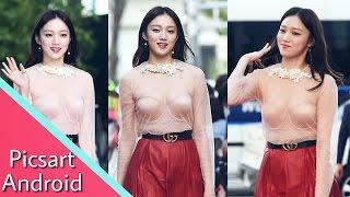 Download Efek Baju Transparant Pakai Picsart Video