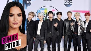 Download Demi Lovato SHADED & Bullied BTS After AMAs?! (Rumor Patrol) Video