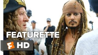 Download Pirates of the Caribbean: Dead Men Tell No Tales Featurette - Craft (2017) - Johnny Depp Movie Video