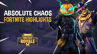 Download Absolute Chaos!! - Fortnite Battle Royale Highlights - Ninja Video