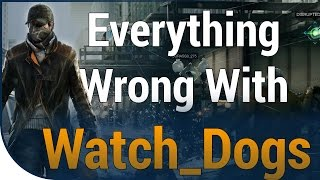 Download GAME SINS | Everything Wrong With Watch Dogs Video