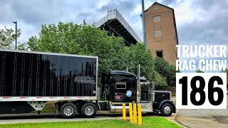 Download Peterbilt 389 Delivers to a FOOTBALL STADIUM | Ike Stephens Video