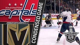 Download 06/07/18 Cup Final, Gm5: Capitals @ Golden Knights Video