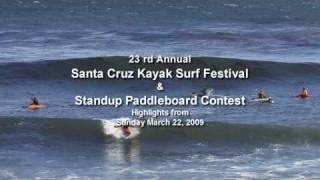 Download In HD - SC Kayak Surf Festival Highlights 2009 Video