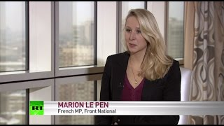 Download We must choose between Assad and Islamists in Syria – Marion Le Pen Video