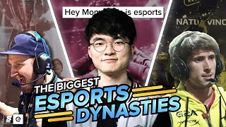 Download The Biggest Dynasties in esports, and Why We Need Them Video