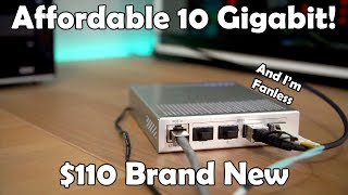 Download AFFORDABLE In-Home 10GbE Networking! Video