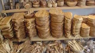 Download Olive wood products, decoration, Handcraft Products, Gifts, Kitchen, table ware, kitchen ware, Video