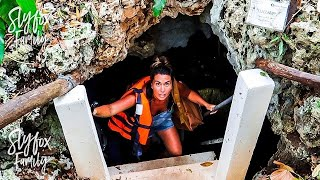 Download Crawled In Deep Underground Cave!! They Found Little Girl | Slyfox Family Video