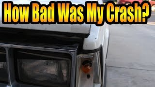 Download HOW BAD WAS MY CRASH? + How I Make Stickers Video