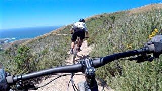 Download Finding that SLO flow | Mountain biking Montaña De Oro Video