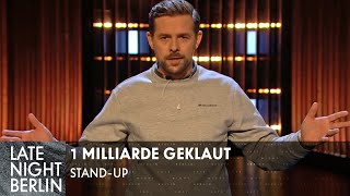 Download 1 MILLIARDE wurde geklaut! Dresden sucht kleine Täter   Stand-Up   Late Night Berlin   ProSieben Video
