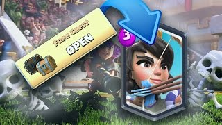 Download How to get a legendary card in Clash Royale! WITH PROOF!!! 2017 WORKING Video