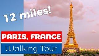 Download Paris, France Walking Tour Video