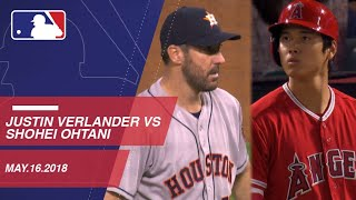 Download Verlander keeps Ohtani at bay, notches historic K Video