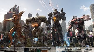 Download 6 NEW Pacific Rim 2 Uprising CLIPS + Trailers Video