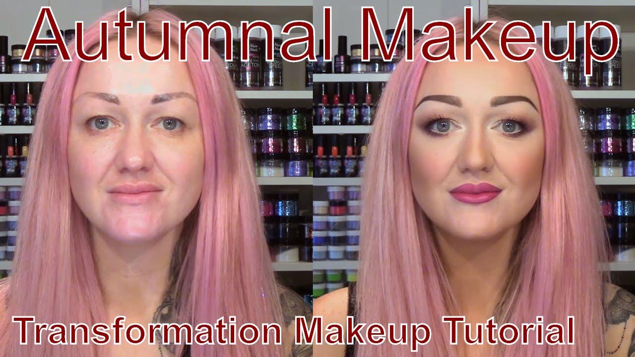 Stream autumnal makeup transformation illamasqua maybelline autumnal makeup transformation illamasqua maybelline revlon nyx sleek makeup tutorial baditri Image collections