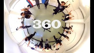 Download 360 DANCE VR | Pineapple Company Class with Dax O'Callaghan Video