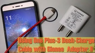 Download Using One Plus 3 Dash Charge Cable with Other Phones Video