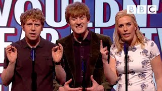 Download Lines you wouldn't hear in a TV detective show | Mock the Week - BBC Video