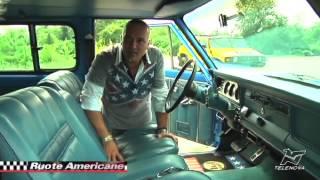 Download Ruote Americane : 1977 Cherokee Chief 401 V8 & 1991 Grand Wagoneer - V A L L I Video
