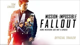 Download Mission Impossible - Fallout | Official International Trailer | Paramount Pictures International Video