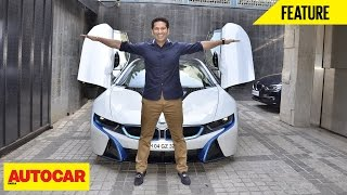 Download Sachin Tendulkar & His BMW i8 | Feature | Autocar India Video