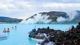 Download Iceland - Blue Lagoon Video