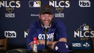 Download Clayton Kershaw Postgame Interview | Dodgers vs Cubs Game 5 NLCS Video