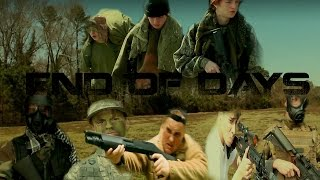 Download End of days Post Apocalypse zombie film (full movie) Video
