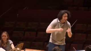 Download Gustavo Dudamel and the LA Phil Rehearse Tchaikovsky's Romeo and Juliet Overture Video