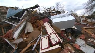 Download Search for people missing after Georgia tornadoes Video