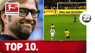 Download Top 10 Funny Moments in Bundesliga History - Advent Calendar 2015 Number 22 Video