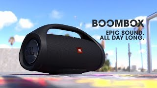 Download JBL Boombox | Epic sound. All day long. (EMEA version) Video