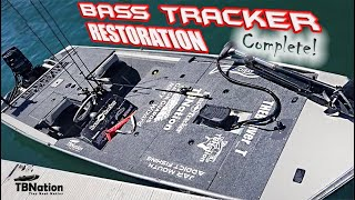 Download The REAL Bass Tracker Boat | Restoration | Ft. THEBeaver T Video