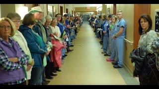 Download Honor Walk For Organ Donation at Sauk Prairie Healthcare Video