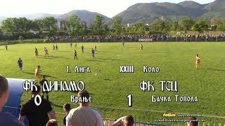 Download RTV focus VRanje Fudbalska utakmica FK DINAMO Vranje - FK TSC Backa Topola + izjave trenera22042018 Video