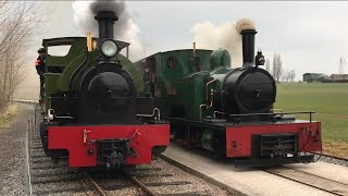 Download Statfold Barn Railway Spring Enthusiast Open Day 24th March 2018 Video