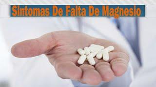 Download Sintomas De Falta De Magnesio: Seis Sintomas De Falta De Magnesio Video