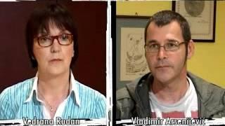 Download DVOUGAO 152 Vedrana Rudan - Vladimir Arsenijević (maj 2010) Video