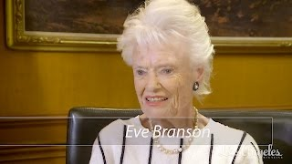 Download Eve Branson discusses her life story with Giselle Fernandez. Video