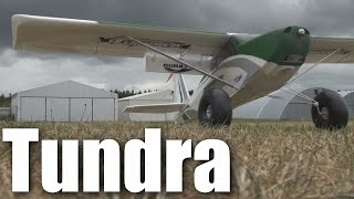 Download Review: Durafly Tundra from HobbyKing. part 1 Video