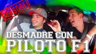 Download DESMADRE CON PILOTO F1! (Carlos Sainz - Toro Rosso) | JUCA Video