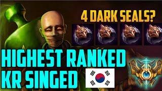 Download HIGHEST RANKED KOREAN SINGED MAIN BUILD GUIDE- ″Lehends″ KR Challenger (Rank 22) Video