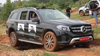 Download Mercedes-Benz GLA, GLC, GLE, GLS go Off-Road | Behind The Scenes Video