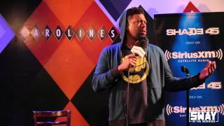 Download DeRay Davis Has Heather B in Stitches as he Jokes About Controlling his Girl in the Club Video
